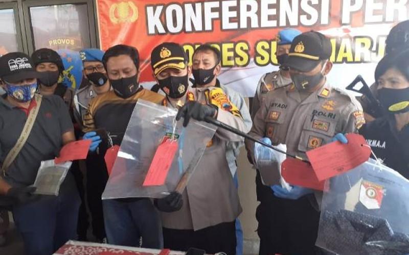 6 Aksi Pembunuhan Sadis di Indonesia