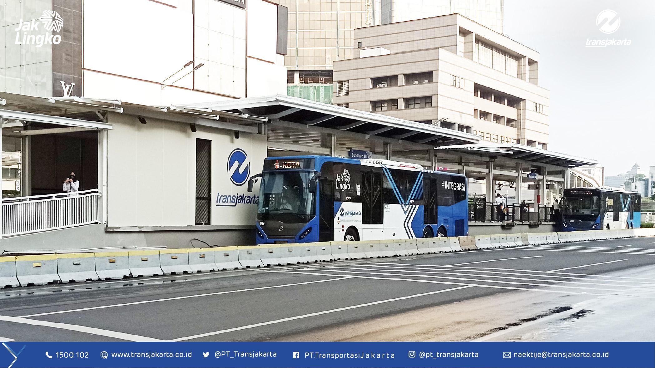 11 Stasiun TransJakarta yang Tak Bisa Dipakai dan Solusi