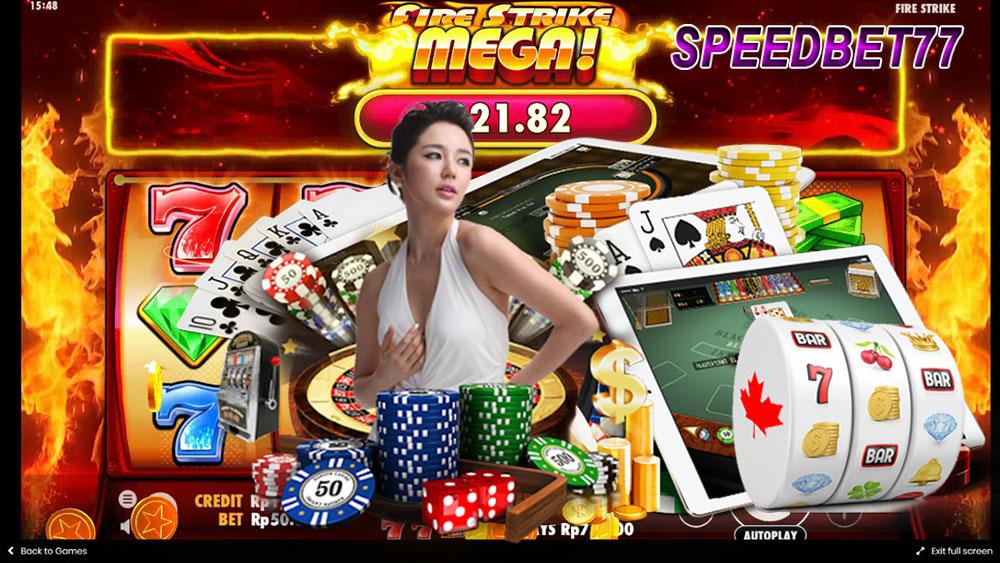Permainan Judi Slot Multi Payline