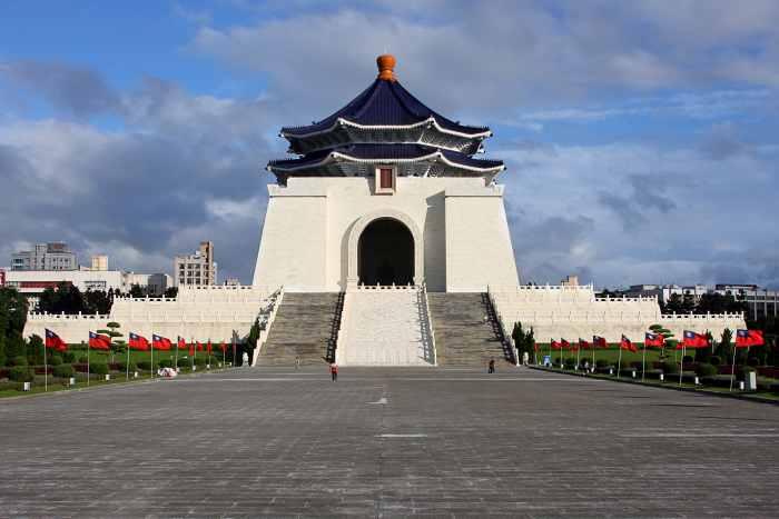 Tempat Pariwisata terindah dan menawan di Taiwan