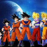 Transformasi Dan Bentuk Dari Super Saiyan Dragon Ball